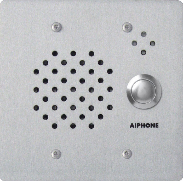 TC-M Plastic Housing and AX Series intercom systems AIPHONE COMMUNICATIONS TD-H For Use with IE Aiphone IF-DA Surface-Mount Door Station