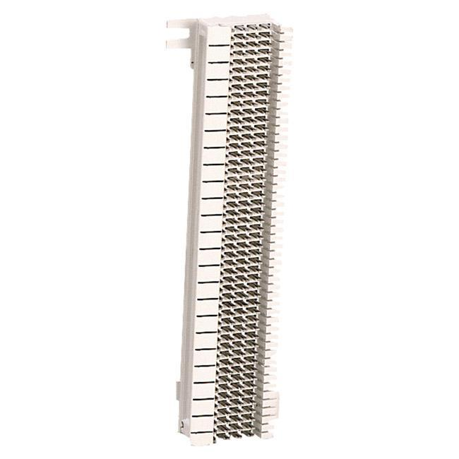 Suttle 66 Block 4 x 50 Category 5e 50-pair White 66M Connecting Block